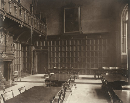 Charterhouse, Great Hall: 1880