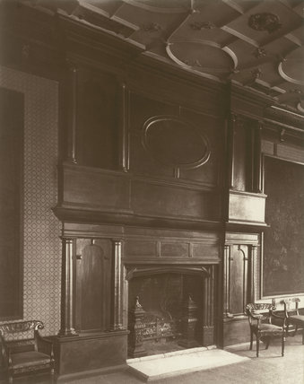 Charterhouse, Governor's Room, 1880