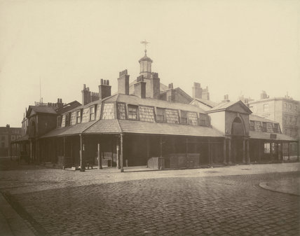 Oxford Market: 1881