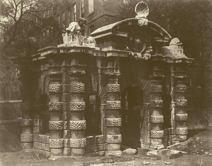 Water Gate of York House: 1881