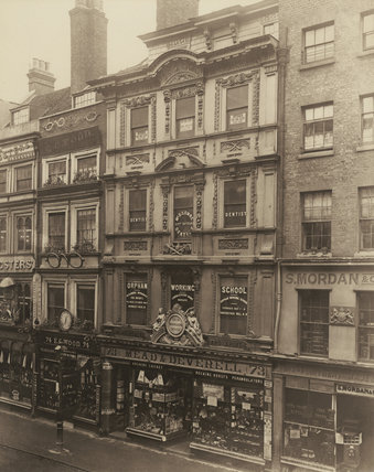No. 73, Cheapside: 1883