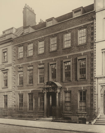 Great Ormond Street: c.1882