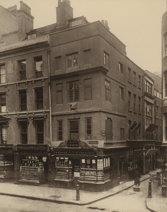 No. 37, Cheapside: 1883