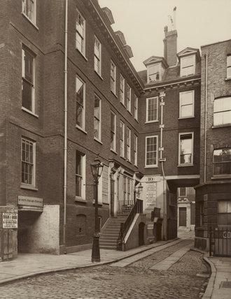 Austin Friars: 1884
