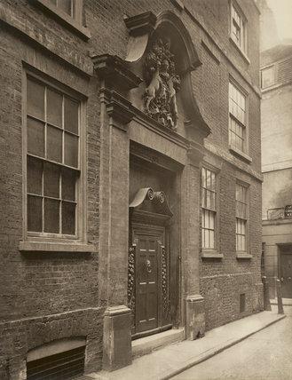 Innholders' Hall: 1884