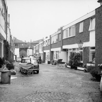 Belsize Park Mews ; c.1965