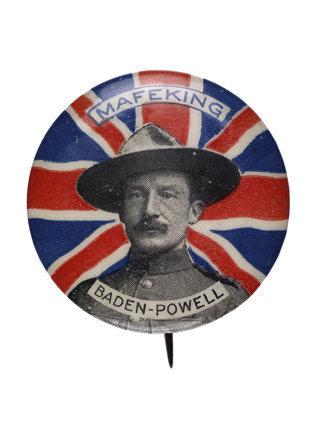 Major-General Robert Baden-Powel; 1900