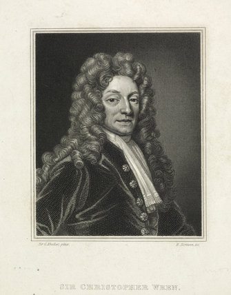 Sir Christopher Wren; 1751-1850