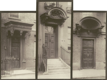 Three Doorways: 1886