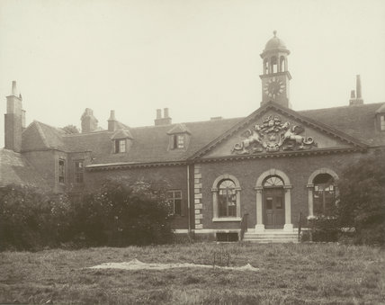 Emanuel Hospital, Westminster: 1886