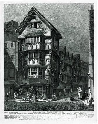 Domestic architecture: 1812