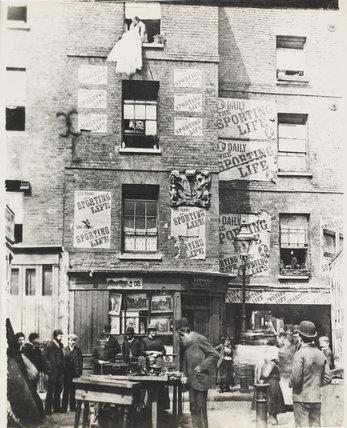 Clare Market; 1890
