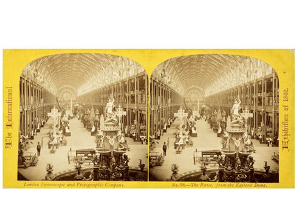 The International Exhibition; 1862