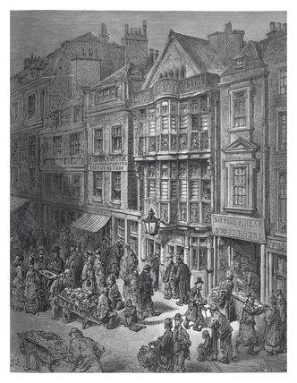 Bishopsgate Street: 1872
