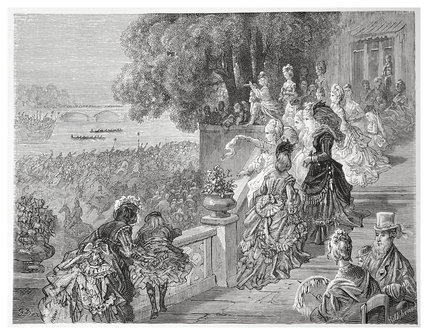 The Limes - Mortlake: 1872