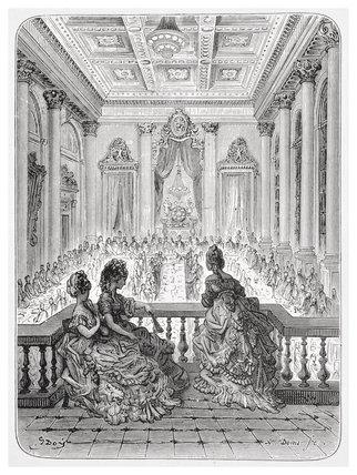 The Goldsmiths at Dinner: 1872