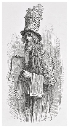 The fly paper merchant: 1872