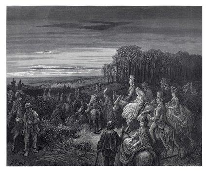 Hampstead Heath: 1872