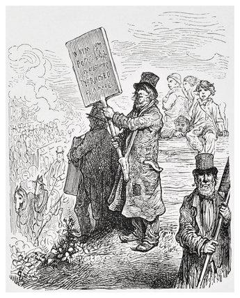 Bible hawker: 1872