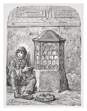 London Stone: 1872