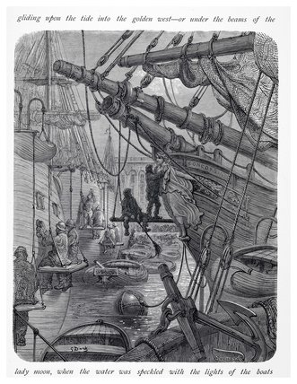 The docks - the Concordia: 1872