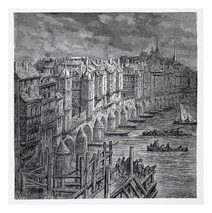 London Bridge: 1694