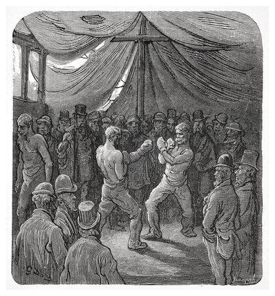 The noble art: 1872