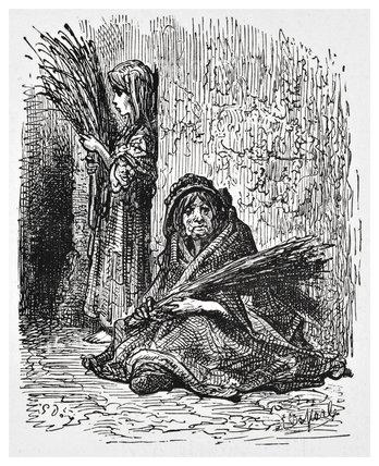 Lavender Girl: 1872