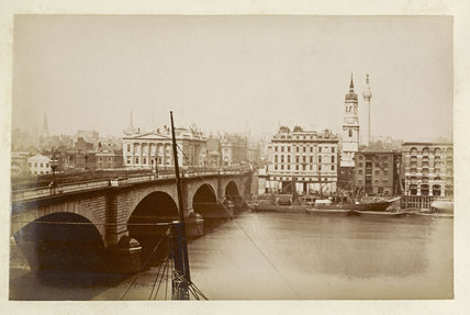 London Bridge; c.1880