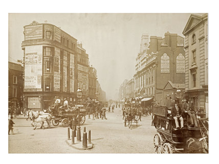 Tottenham Court Road; c.1895