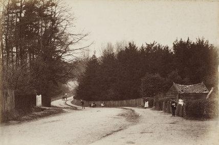 Bourne Hil, Southgate, c.1870