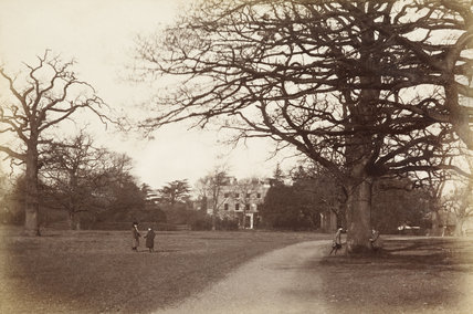 Chapel Fields, Southgate, c.1870