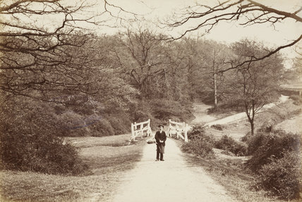 Hadley, Barnet, c. 1870.