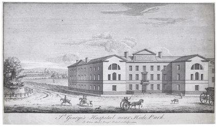 St. George's Hospital, near Hide Park