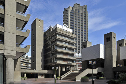 The Barbican Centre; 2011