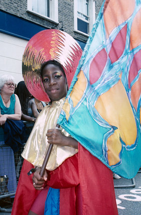 The Notting Hill Carnival; c 1997