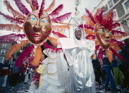 Notting Hill Carnival; c. 1997