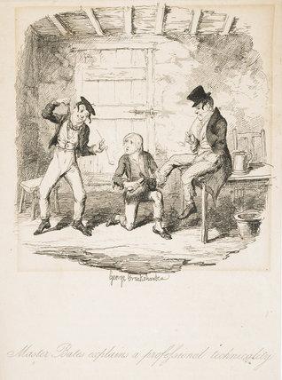 Master Bates explains a professional technicality: 1837