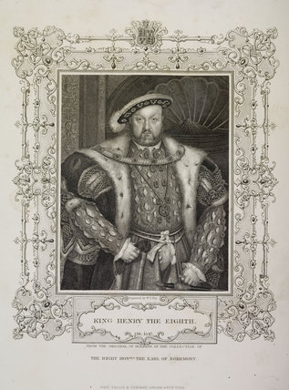 King Henry VIII; c.1801-1900