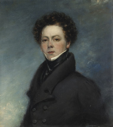 Portrait of an Unknown Man: c.1830