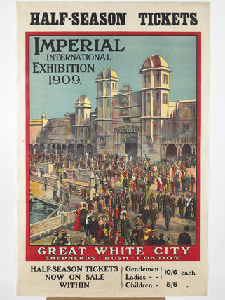 Imperial International Exhibition; 1909