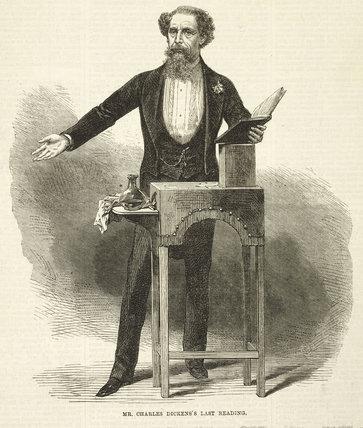 Mr Charles Dickens's Last Reading: 1870