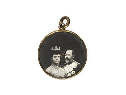 Souvenir of the Coronation of HM King Edward VI; 1902