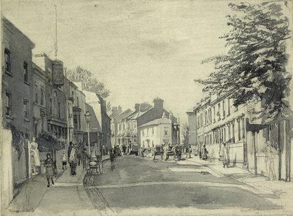 Samuel Street, Woolwich; C.1925