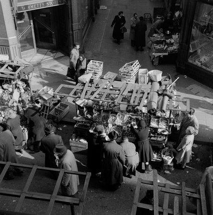 Berwick Street Market c. 1955