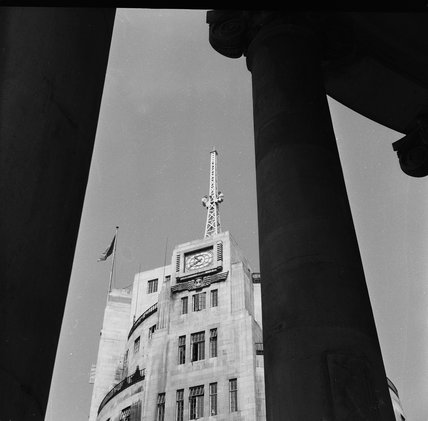 Broadcasting House, 1952