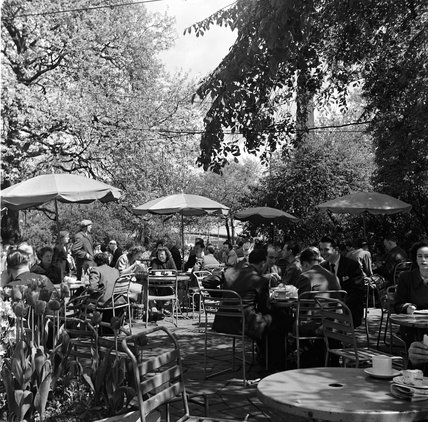The Embankment Gardens; 1952