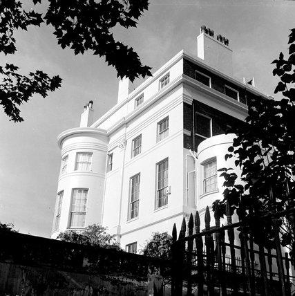 Cumberland Place, Regents Park; 1949