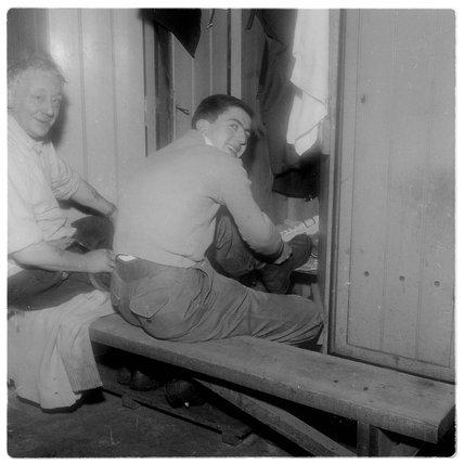 A Billingsgate Market Porter: 1958
