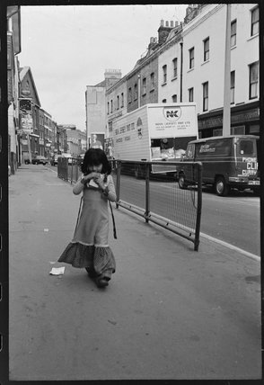Girl in Brick Lane: 1978